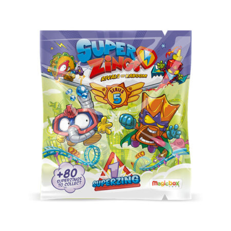 Super Zings Series 5 One Pack